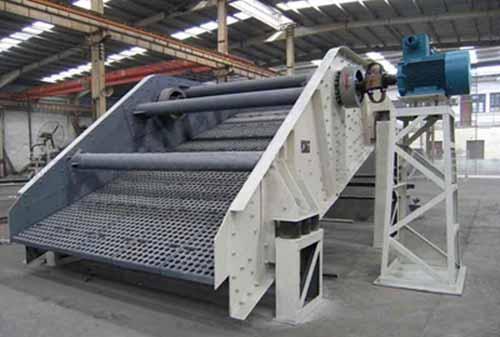 DDM、ZDM型煤用单轴式振动筛