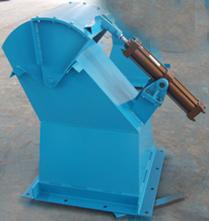 DHM、QHM电、气动弧门卸料器