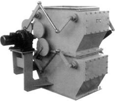 DSF电动锁气翻板卸灰阀